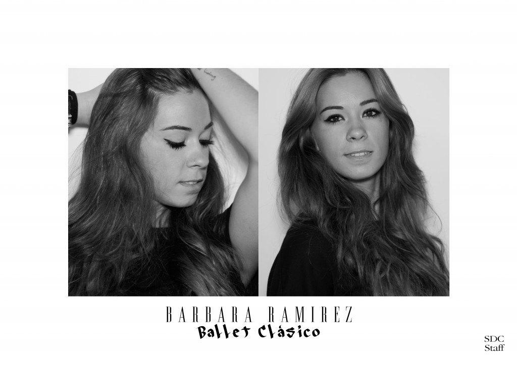 Cartel Profesor Bárbara Ramírez 1-2